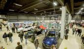 Fredericia Bilmesse og Brugtmarked - stor interesse for Jaguar fra publikum