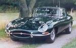 Jaguar E-type Serie 1 Fixed Head Coupé 4.2 litre