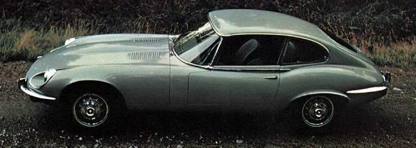 Jaguar E-type Serie 3 V12 2+2