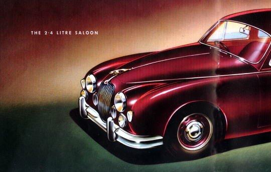 Jaguar MK I 2.4