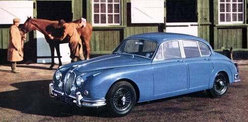 Jaguar MK II 3.4