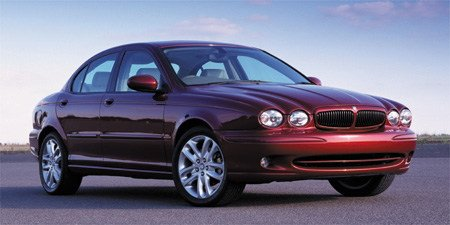 Jaguar X-type 2.5 litre V6