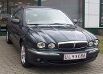 Jaguar X-type 3.0 litre V6