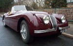 Jaguar XK 120 Open Two Seater Special Equipment