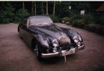 Jaguar XK 150 Fixed Head Coupe 3.4